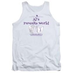 Gilmore Girls - Mens Als Pancake World Tank Top