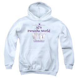 Gilmore Girls - Youth Als Pancake World Pullover Hoodie