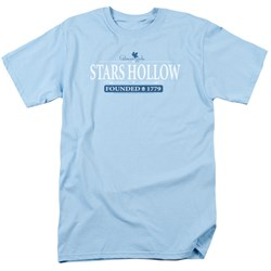 Gilmore Girls - Mens Stars Hollow T-Shirt