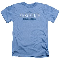 Gilmore Girls - Mens Stars Hollow Heather T-Shirt