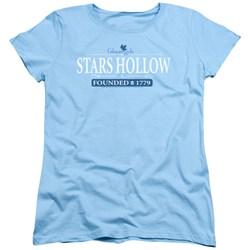 Gilmore Girls - Womens Stars Hollow T-Shirt
