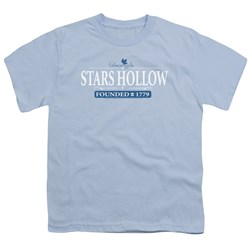 Gilmore Girls - Youth Stars Hollow T-Shirt