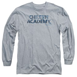 Gilmore Girls - Mens Chilton Academy Long Sleeve T-Shirt