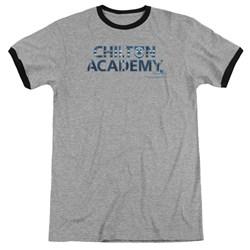 Gilmore Girls - Mens Chilton Academy Ringer T-Shirt