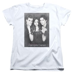 Vampire Diaries - Womens That Was Then T-Shirt