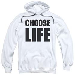 Wham - Mens Choose Life Pullover Hoodie