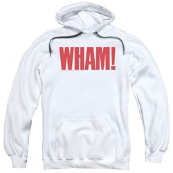 Wham - Mens Logo Pullover Hoodie