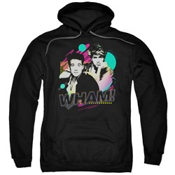Wham - Mens The Edge Of Heaven Pullover Hoodie