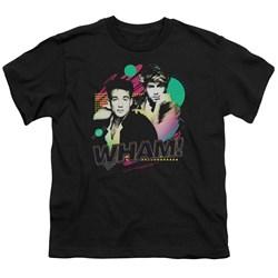 Wham - Youth The Edge Of Heaven T-Shirt