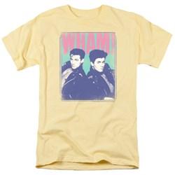 Wham - Mens Fantastic Wham T-Shirt