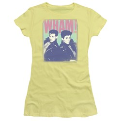 Wham - Juniors Fantastic Wham T-Shirt