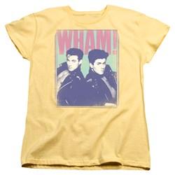 Wham - Womens Fantastic Wham T-Shirt
