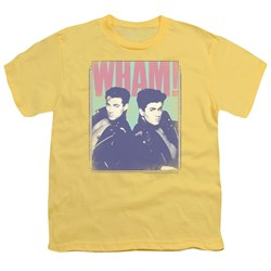 Wham - Youth Fantastic Wham T-Shirt