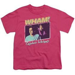 Wham - Youth Careless Whisper T-Shirt