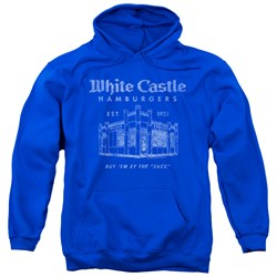 White Castle - Mens By The Sack Pullover Hoodie