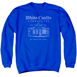 White Castle - Mens By The Sack Sweater