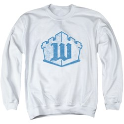 White Castle - Mens Monogram Sweater