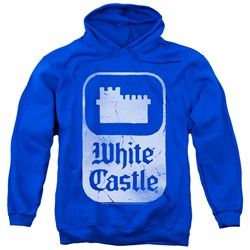 White Castle - Mens Classic Logo Pullover Hoodie