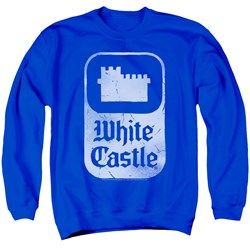White Castle - Mens Classic Logo Sweater
