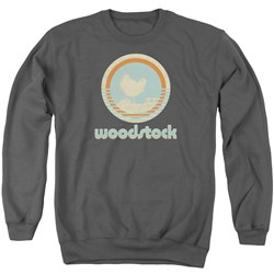 Woodstock - Mens Bird Circle Sweater