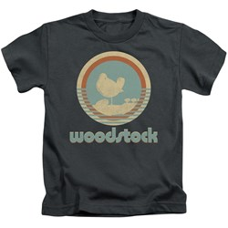 Woodstock - Youth Bird Circle T-Shirt