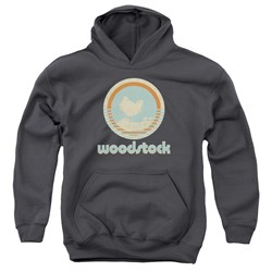 Woodstock - Youth Bird Circle Pullover Hoodie