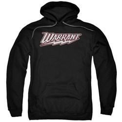 Warrant - Mens Warrant Logo Pullover Hoodie