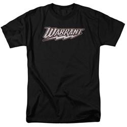 Warrant - Mens Warrant Logo T-Shirt
