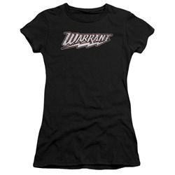 Warrant - Juniors Warrant Logo T-Shirt