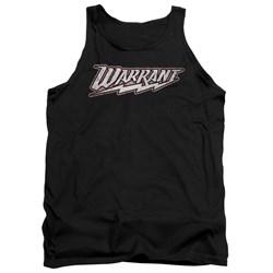 Warrant - Mens Warrant Logo Tank Top