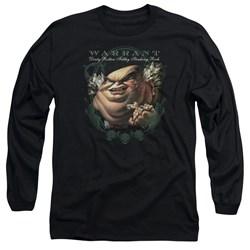 Warrant - Mens Stinking Rich Long Sleeve T-Shirt