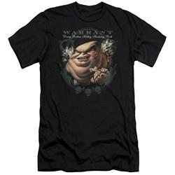 Warrant - Mens Stinking Rich Premium Slim Fit T-Shirt