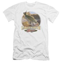 Wildlife - Mens Cartwheeling Premium Slim Fit T-Shirt
