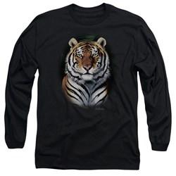 Wildlife - Mens Jungle Fire Long Sleeve T-Shirt