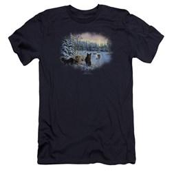 Wildlife - Mens Hunters Moon The Spoils Premium Slim Fit T-Shirt