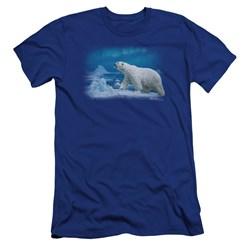 Wildlife - Mens Nomad Of The North Premium Slim Fit T-Shirt