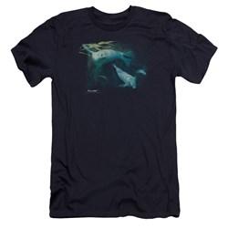 Wildlife - Mens Kelp Patrol Premium Slim Fit T-Shirt