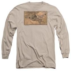 Wildlife - Mens The Rush Long Sleeve T-Shirt