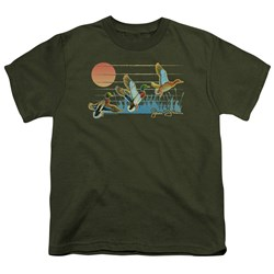 Wild Wings - Youth Three Ducks T-Shirt