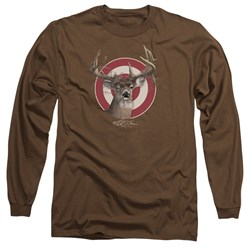 Wild Wings - Mens Target Long Sleeve T-Shirt