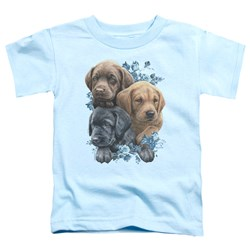 Wild Wings - Toddlers Puppy Pile T-Shirt