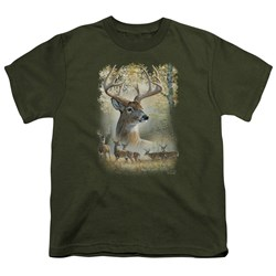 Wild Wings - Youth Bucks T-Shirt