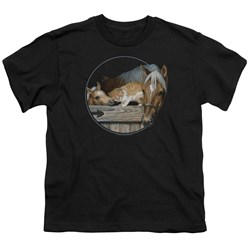 Wild Wings - Youth Everyone Loves Kitty T-Shirt