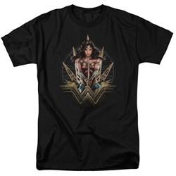 Wonder Woman Movie - Mens Wonder Blades T-Shirt