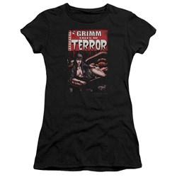 Zenoscope - Juniors Terror Cover Premium Bella T-Shirt
