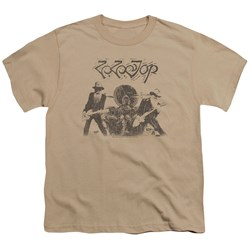Zz Top - Youth First Album T-Shirt