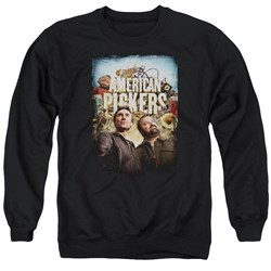 American Pickers - Mens Picker Poster Sweater