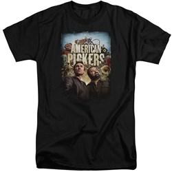 American Pickers - Mens Picker Poster Tall T-Shirt