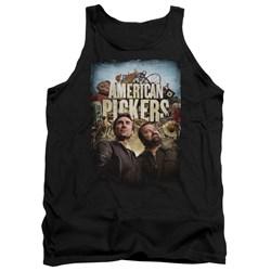 American Pickers - Mens Picker Poster Tank Top
