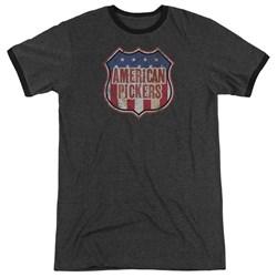 American Pickers - Mens Vintage Sign Ringer T-Shirt